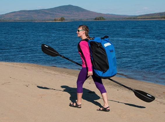 Sea Eagle Razorlite 393rl Inflatable Kayak - carry backpack