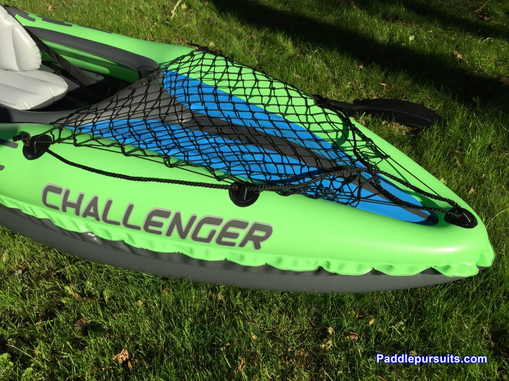 Intex Challenger K1 - cargo net