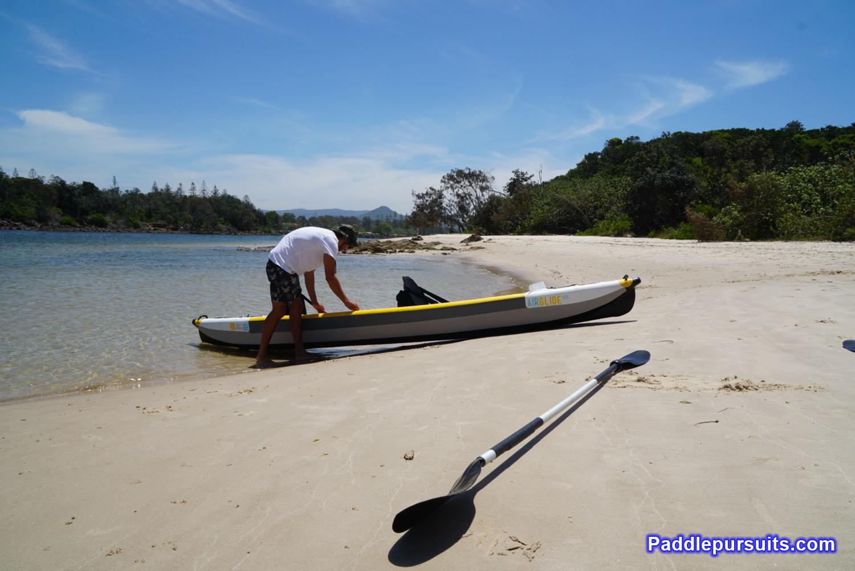 Inflatable Kayak Materials