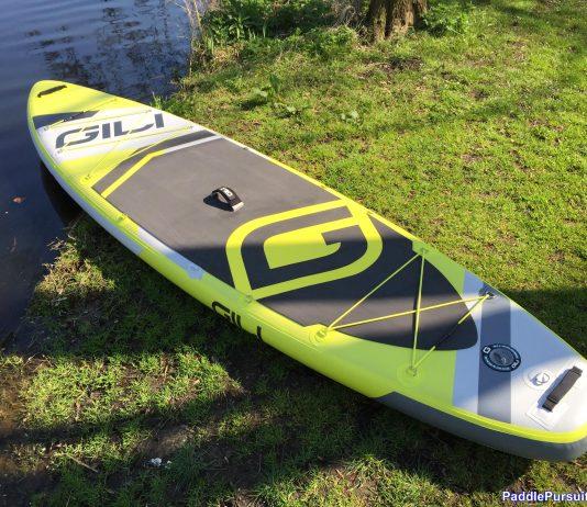 Gili Sports Adventure 11' inflatable paddleboard