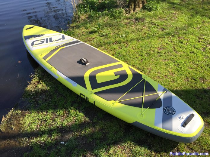Gili Sports Adventure 11' inflatable paddleboard