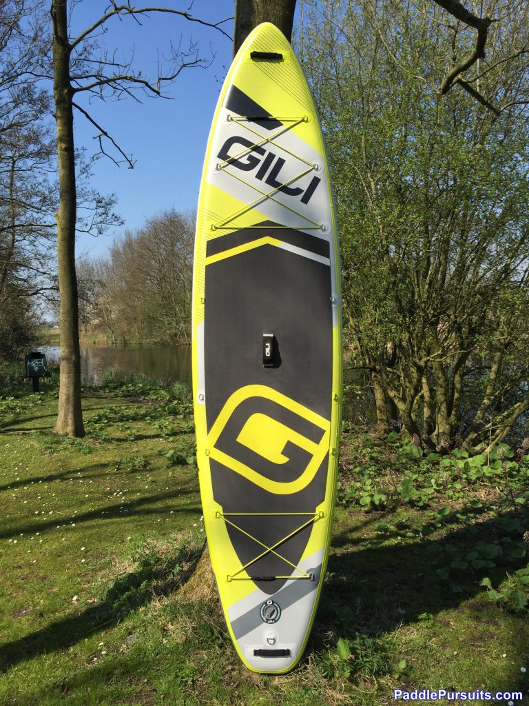 Gili Sports Adventure 11' inflatable SUP
