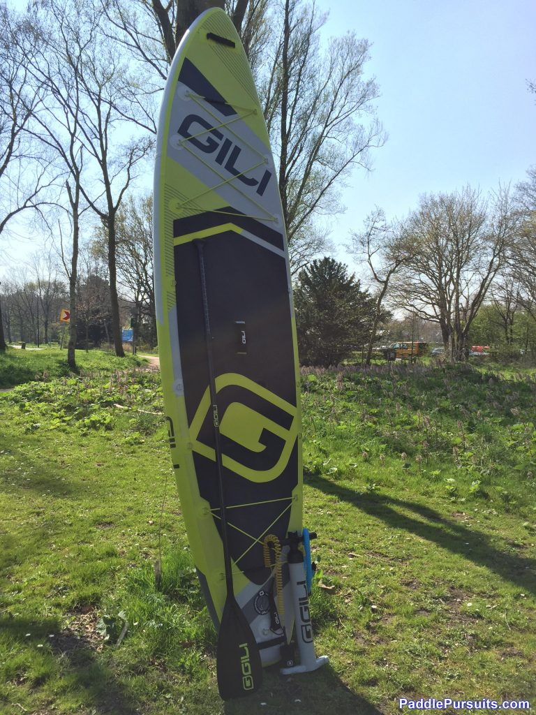 Gili Sports Adventure 11' SUP - great overall performance