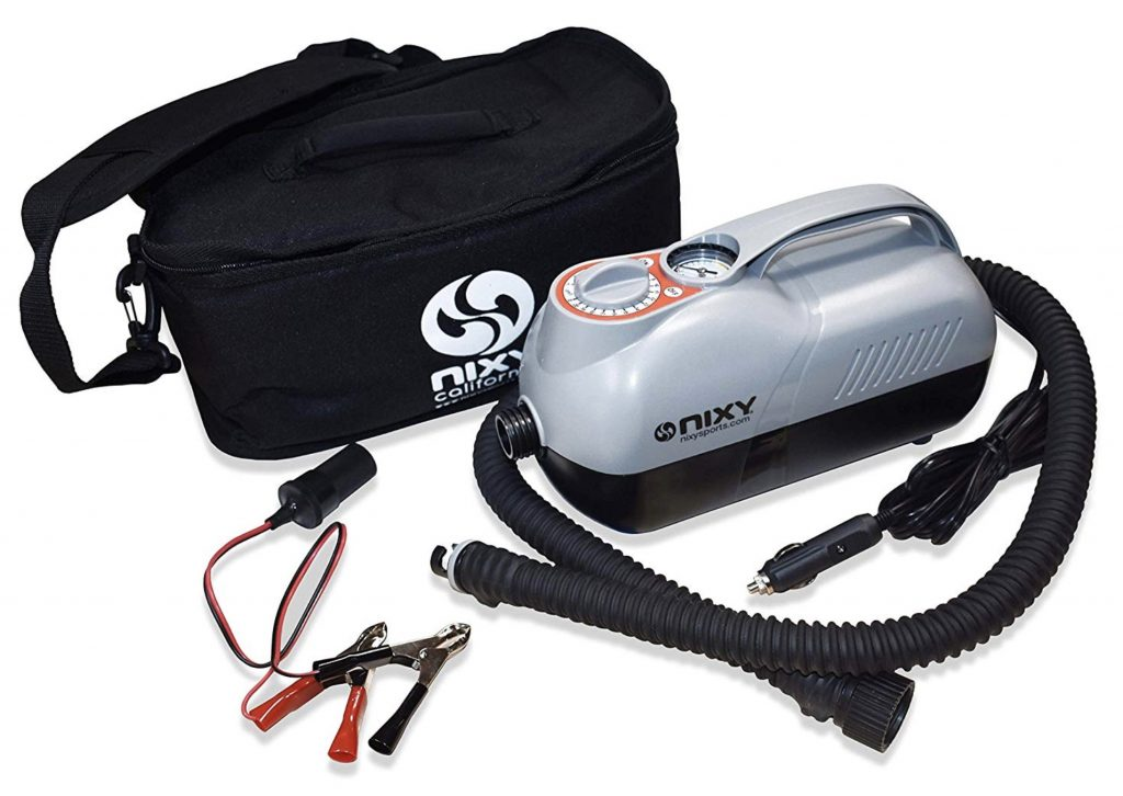 Nixy Sports 12V Electric Paddle board Pump