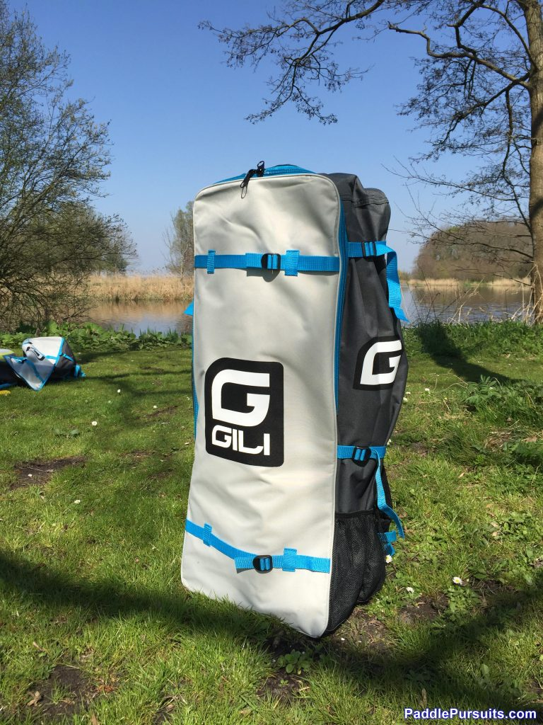 Gili Sports Air 10'6 - Large comfortable backpack to your SUP